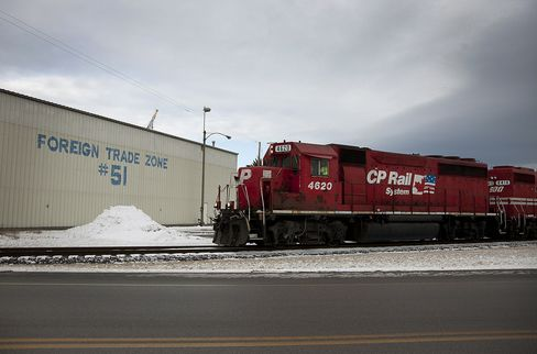 Pacific to National Surging With Crude by Rail