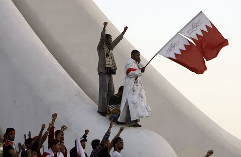 Bahrain Default Risk Rises to 6-Month High on Poll
