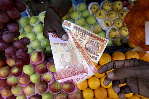 Sri Lanka Sees Emerging Market Entry in 2015 on Outlook for IPOs