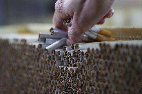 Imperial Tobacco cigarettes