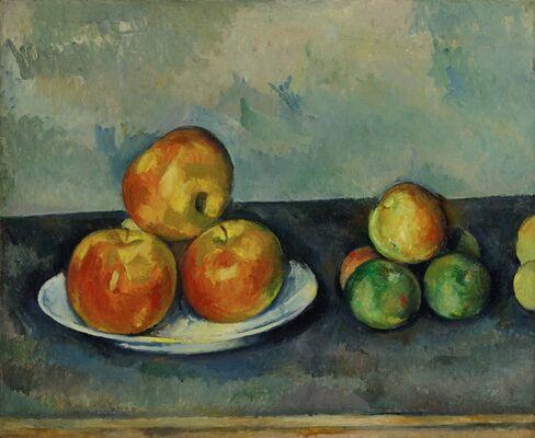 'Les Pommes'