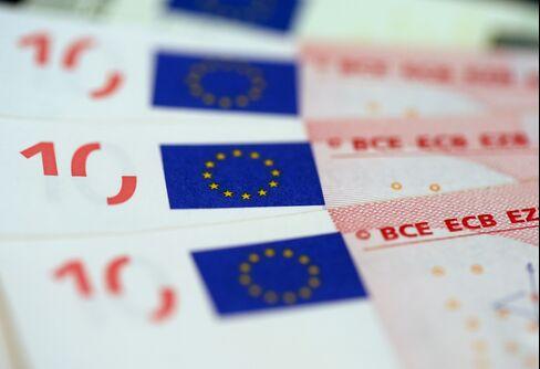 Ten Euro Notes