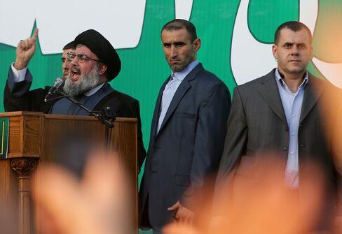 Hezbollah Sent Drone Over Israel, Nasrallah Says