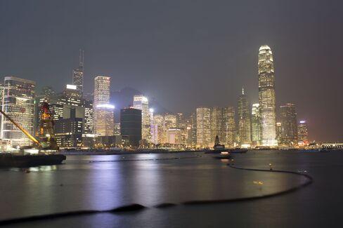 Hong Kong's Victoria Harbour