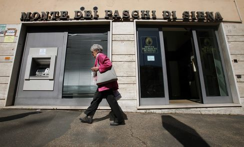 Italy Said to Review Decree to Help Bank Recapitalization