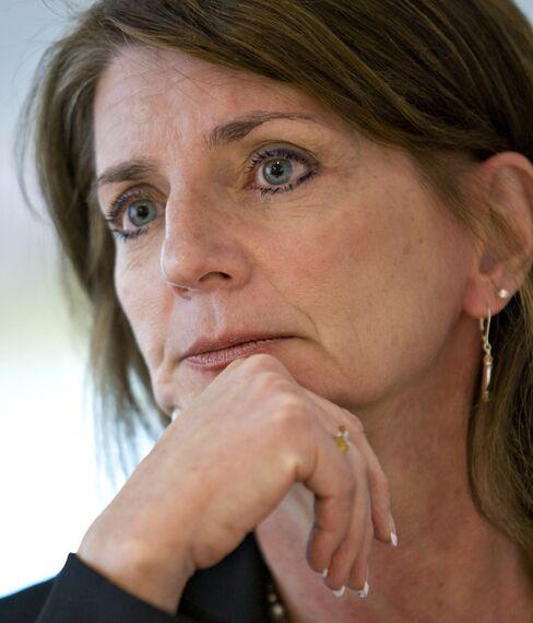 Brenda Barnes to resign