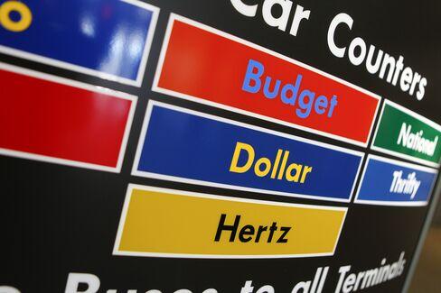 Dollar Thrifty Offers 24% Gain on Bet Hertz Seals Deal