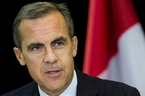 Carney Not Yet With Pink Set Sharing Policies Beyond BOE Circle