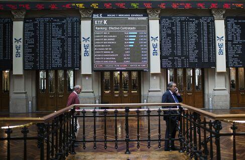 European Stocks Decline From 15-Month High