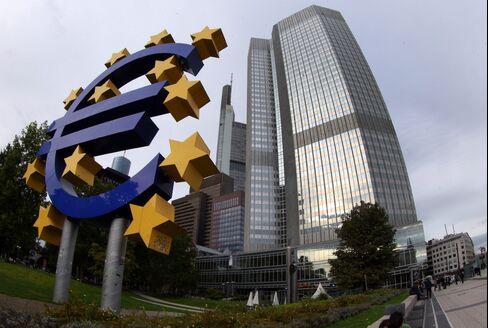 German 1-Year Note Yield Falls Below Zero
