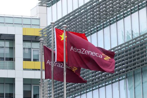 AstraZeneca Increases China Investment as Rivals Face Scrutiny