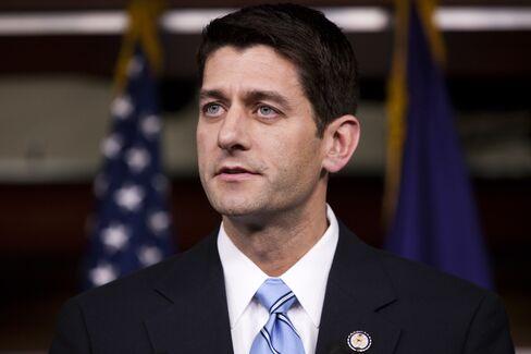 Representative Paul Ryan, a Republican from Wisconsin