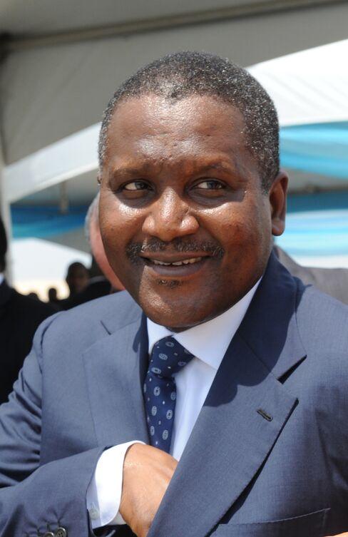 Africa's Richest Man Aliko Dangote
