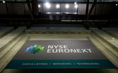 NYSE Penalized by SEC for Giving Head Start on Trading Data