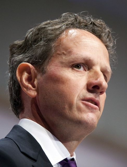 Geithner Calls Pace of Yuan Appreciation 'Too Slow'