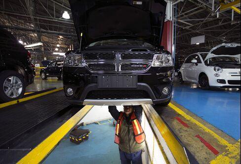 Chrysler Assembly Plant