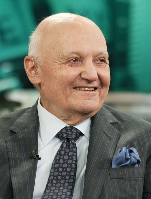 Former CEO of Bear Stearns Cos. Alan Greenberg