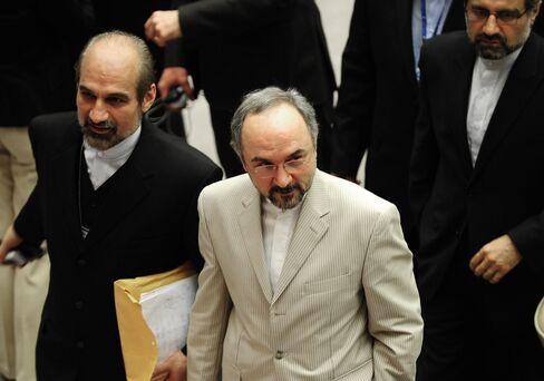 Iranian Ambassador to the UN Mohammad Khazaee