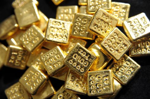Taurus Shuts Gold Fund on Investor Redemptions After Price Slump