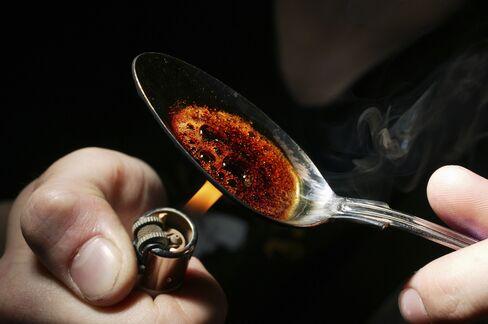 Midwest Heroin Use Increasing
