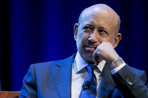 Goldman Sachs Group Inc. CEO Lloyd C. Blankfein
