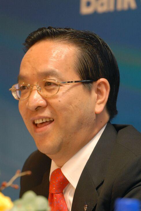 Agricultural Bank of China Chairman Jiang Chaoliang