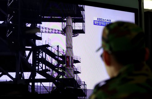 North Korea Launches Rocket in Defiance of Global Sanctions