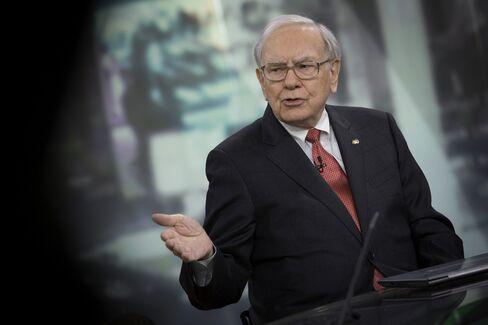 Berkshire Chairman Warren Buffett