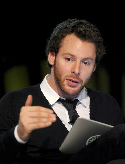 Causes Co-Founder and Former Facebook President Sean Parker