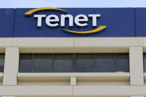 Tenet CEO Sees Boost as More States Expand Medicaid Programs