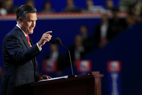 Romney Defends Tax-Cut Plan With Assumptions by Outside Analysts