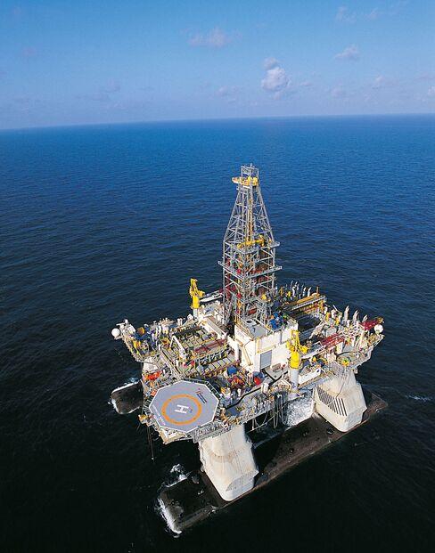 The Transocean Ltd. Deepwater Horizon