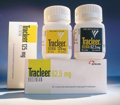 Actelion's Tracleer