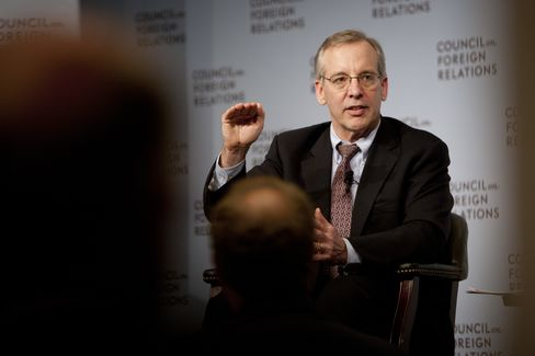 Federal Reserve Bank of New York CEO William C. Dudley