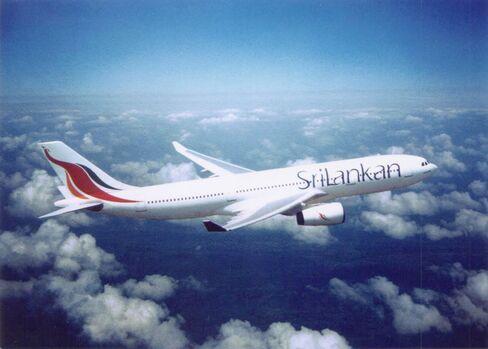 SriLankan Air Plans Asia Push