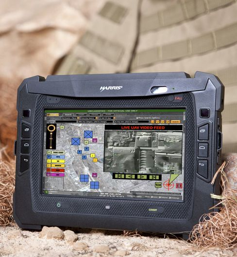 Harris to Offer Android-Based Computer Tablet for Military