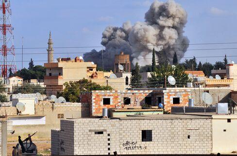 Turkey, Israel Warn Syria Against Violations of Territory