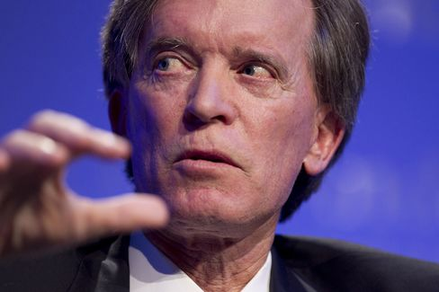 Pacific Investment Management Co.'s Bill Gross