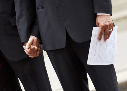 Gay Marriage Nears U.S. Supreme Court Bearing Inevitability Tag
