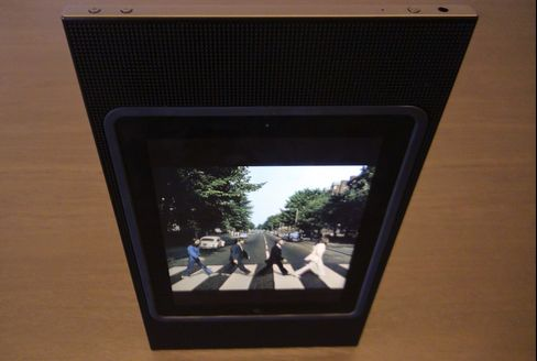 New Life for Old IPads, From Bang & Olufsen
