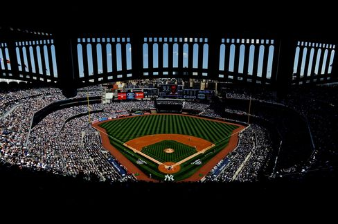 Yankee Stadium Parking Misses Bond Payment on Opening Day