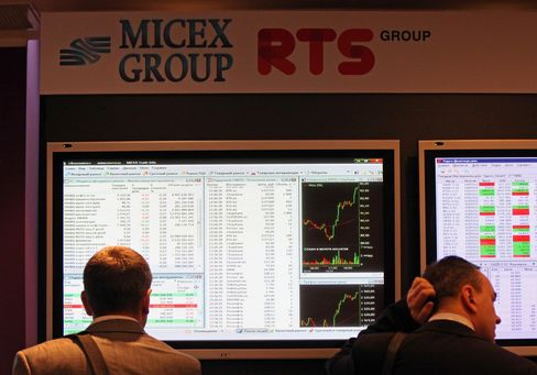 Russia Bourse Said to Shun London in $500 Million Moscow IPO