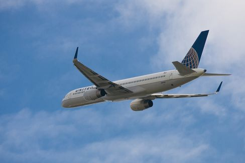 United Continental Aircraft