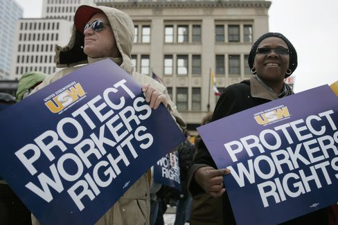 Ohio Union Protests Gear Up Vote Nears Wisconsin Assembly