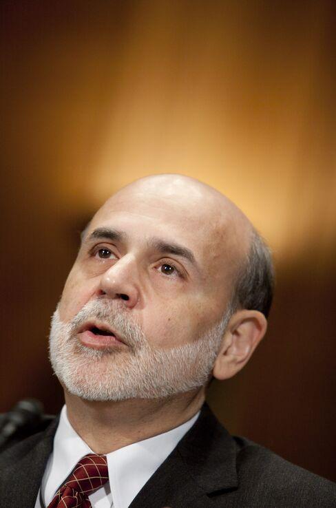 Bernanke Says He Wasn't 'Straightforward' on Lehman