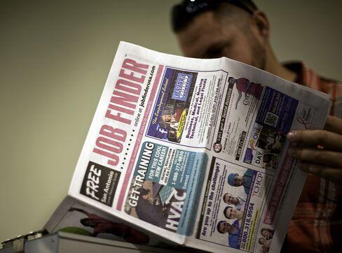 Job Openings in U.S. Decreased by 100,000 in September