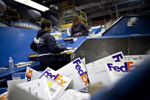 FedEx Profit Beats Estimates