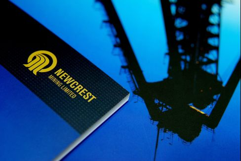 Newcrest May Book $5.7 Billion Charge This Year on Mines