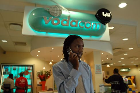 Vodacom's Africa Inertia Hampering Chase to Narrow MTN's Lead