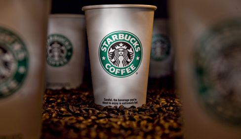 VeriFone Falls After Starbucks-Square Deal: San Francisco Mover